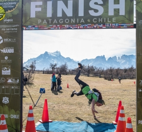 pim1909artr7982; Running in Patagonia for the eighth edition of the Patagonian International Marathon 2019 in Provincia de Última Esperanza, Patagonia Chile; International Marathon; Octava Edición Maratón de la Patagonia, Chile 2019;