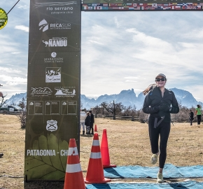 pim1909artr8002; Running in Patagonia for the eighth edition of the Patagonian International Marathon 2019 in Provincia de Última Esperanza, Patagonia Chile; International Marathon; Octava Edición Maratón de la Patagonia, Chile 2019;