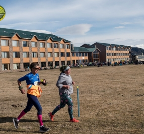 pim1909artr8009; Running in Patagonia for the eighth edition of the Patagonian International Marathon 2019 in Provincia de Última Esperanza, Patagonia Chile; International Marathon; Octava Edición Maratón de la Patagonia, Chile 2019;