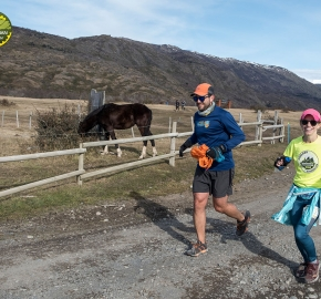 pim1909artr8015; Running in Patagonia for the eighth edition of the Patagonian International Marathon 2019 in Provincia de Última Esperanza, Patagonia Chile; International Marathon; Octava Edición Maratón de la Patagonia, Chile 2019;
