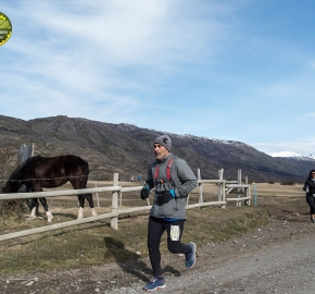 pim1909artr8017; Running in Patagonia for the eighth edition of the Patagonian International Marathon 2019 in Provincia de Última Esperanza, Patagonia Chile; International Marathon; Octava Edición Maratón de la Patagonia, Chile 2019;