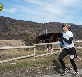 pim1909artr8023; Running in Patagonia for the eighth edition of the Patagonian International Marathon 2019 in Provincia de Última Esperanza, Patagonia Chile; International Marathon; Octava Edición Maratón de la Patagonia, Chile 2019;