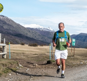 pim1909artr8026; Running in Patagonia for the eighth edition of the Patagonian International Marathon 2019 in Provincia de Última Esperanza, Patagonia Chile; International Marathon; Octava Edición Maratón de la Patagonia, Chile 2019;