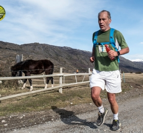 pim1909artr8027; Running in Patagonia for the eighth edition of the Patagonian International Marathon 2019 in Provincia de Última Esperanza, Patagonia Chile; International Marathon; Octava Edición Maratón de la Patagonia, Chile 2019;