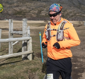 pim1909artr8029; Running in Patagonia for the eighth edition of the Patagonian International Marathon 2019 in Provincia de Última Esperanza, Patagonia Chile; International Marathon; Octava Edición Maratón de la Patagonia, Chile 2019;