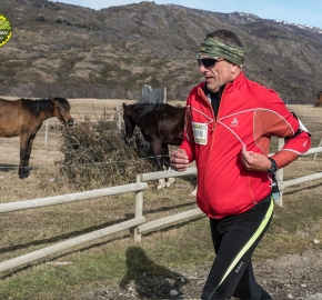 pim1909artr8031; Running in Patagonia for the eighth edition of the Patagonian International Marathon 2019 in Provincia de Última Esperanza, Patagonia Chile; International Marathon; Octava Edición Maratón de la Patagonia, Chile 2019;