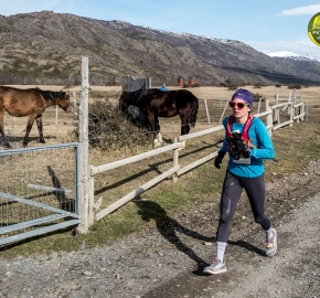 pim1909artr8041; Running in Patagonia for the eighth edition of the Patagonian International Marathon 2019 in Provincia de Última Esperanza, Patagonia Chile; International Marathon; Octava Edición Maratón de la Patagonia, Chile 2019;