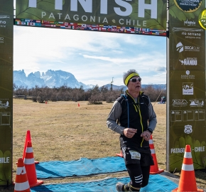 pim1909artr8065; Running in Patagonia for the eighth edition of the Patagonian International Marathon 2019 in Provincia de Última Esperanza, Patagonia Chile; International Marathon; Octava Edición Maratón de la Patagonia, Chile 2019;