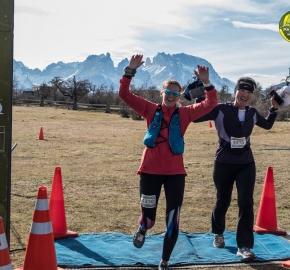 pim1909artr8067; Running in Patagonia for the eighth edition of the Patagonian International Marathon 2019 in Provincia de Última Esperanza, Patagonia Chile; International Marathon; Octava Edición Maratón de la Patagonia, Chile 2019;
