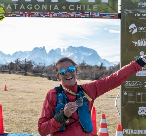 pim1909artr8078; Running in Patagonia for the eighth edition of the Patagonian International Marathon 2019 in Provincia de Última Esperanza, Patagonia Chile; International Marathon; Octava Edición Maratón de la Patagonia, Chile 2019;