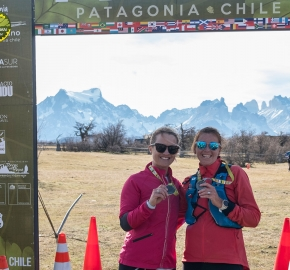 pim1909artr8079; Running in Patagonia for the eighth edition of the Patagonian International Marathon 2019 in Provincia de Última Esperanza, Patagonia Chile; International Marathon; Octava Edición Maratón de la Patagonia, Chile 2019;