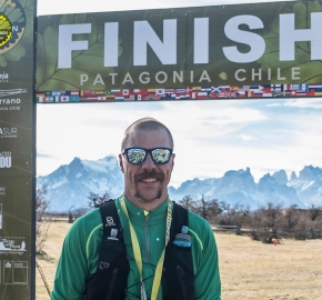 pim1909artr8099; Running in Patagonia for the eighth edition of the Patagonian International Marathon 2019 in Provincia de Última Esperanza, Patagonia Chile; International Marathon; Octava Edición Maratón de la Patagonia, Chile 2019;