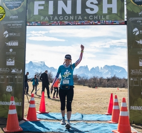 pim1909artr8102; Running in Patagonia for the eighth edition of the Patagonian International Marathon 2019 in Provincia de Última Esperanza, Patagonia Chile; International Marathon; Octava Edición Maratón de la Patagonia, Chile 2019;