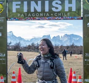 pim1909artr8123; Running in Patagonia for the eighth edition of the Patagonian International Marathon 2019 in Provincia de Última Esperanza, Patagonia Chile; International Marathon; Octava Edición Maratón de la Patagonia, Chile 2019;