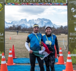 pim1909artr8182; Running in Patagonia for the eighth edition of the Patagonian International Marathon 2019 in Provincia de Última Esperanza, Patagonia Chile; International Marathon; Octava Edición Maratón de la Patagonia, Chile 2019;
