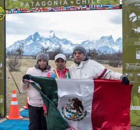 pim1909artr8194; Running in Patagonia for the eighth edition of the Patagonian International Marathon 2019 in Provincia de Última Esperanza, Patagonia Chile; International Marathon; Octava Edición Maratón de la Patagonia, Chile 2019;