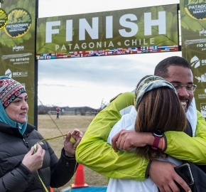 pim1909artr8197; Running in Patagonia for the eighth edition of the Patagonian International Marathon 2019 in Provincia de Última Esperanza, Patagonia Chile; International Marathon; Octava Edición Maratón de la Patagonia, Chile 2019;
