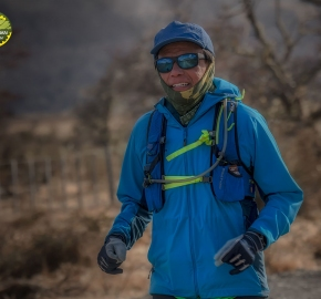 pim1909feve0025; Running in Patagonia for the eighth edition of the Patagonian International Marathon 2019 in Provincia de Última Esperanza, Patagonia Chile; International Marathon; Octava Edición Maratón de la Patagonia, Chile 2019;