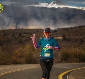pim1909feve0944; Running in Patagonia for the eighth edition of the Patagonian International Marathon 2019 in Provincia de Última Esperanza, Patagonia Chile; International Marathon; Octava Edición Maratón de la Patagonia, Chile 2019;