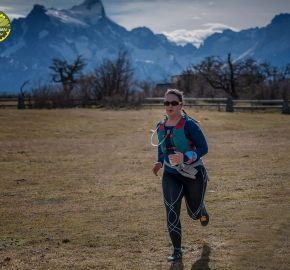 pim1909feve1280; Running in Patagonia for the eighth edition of the Patagonian International Marathon 2019 in Provincia de Última Esperanza, Patagonia Chile; International Marathon; Octava Edición Maratón de la Patagonia, Chile 2019;