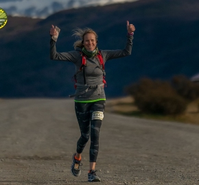 pim1909feve1426; Running in Patagonia for the eighth edition of the Patagonian International Marathon 2019 in Provincia de Última Esperanza, Patagonia Chile; International Marathon; Octava Edición Maratón de la Patagonia, Chile 2019;