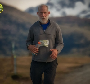 pim1909feve2247a; Running in Patagonia for the eighth edition of the Patagonian International Marathon 2019 in Provincia de Última Esperanza, Patagonia Chile; International Marathon; Octava Edición Maratón de la Patagonia, Chile 2019;