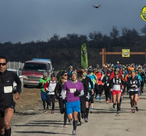 pim1909gusa3000e; Running in Patagonia for the eighth edition of the Patagonian International Marathon 2019 in Provincia de Última Esperanza, Patagonia Chile; International Marathon; Octava Edición Maratón de la Patagonia, Chile 2019;