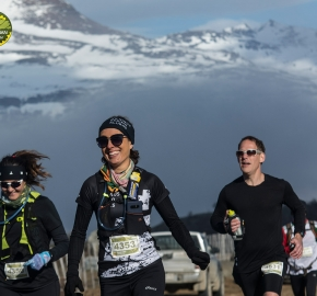 pim1909gusa3003e; Running in Patagonia for the eighth edition of the Patagonian International Marathon 2019 in Provincia de Última Esperanza, Patagonia Chile; International Marathon; Octava Edición Maratón de la Patagonia, Chile 2019;