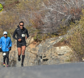 pim1909gusa3297e; Running in Patagonia for the eighth edition of the Patagonian International Marathon 2019 in Provincia de Última Esperanza, Patagonia Chile; International Marathon; Octava Edición Maratón de la Patagonia, Chile 2019;