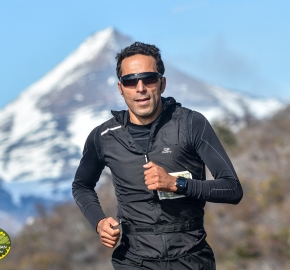 pim1909gusa3306e; Running in Patagonia for the eighth edition of the Patagonian International Marathon 2019 in Provincia de Última Esperanza, Patagonia Chile; International Marathon; Octava Edición Maratón de la Patagonia, Chile 2019;