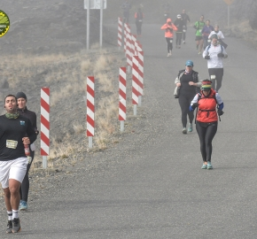 pim1909gusa3396e; Running in Patagonia for the eighth edition of the Patagonian International Marathon 2019 in Provincia de Última Esperanza, Patagonia Chile; International Marathon; Octava Edición Maratón de la Patagonia, Chile 2019;