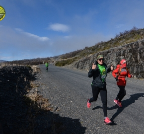 pim1909gusa3446e; Running in Patagonia for the eighth edition of the Patagonian International Marathon 2019 in Provincia de Última Esperanza, Patagonia Chile; International Marathon; Octava Edición Maratón de la Patagonia, Chile 2019;