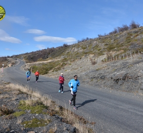 pim1909gusa3458e; Running in Patagonia for the eighth edition of the Patagonian International Marathon 2019 in Provincia de Última Esperanza, Patagonia Chile; International Marathon; Octava Edición Maratón de la Patagonia, Chile 2019;