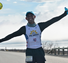 pim1909gusa3600e; Running in Patagonia for the eighth edition of the Patagonian International Marathon 2019 in Provincia de Última Esperanza, Patagonia Chile; International Marathon; Octava Edición Maratón de la Patagonia, Chile 2019;