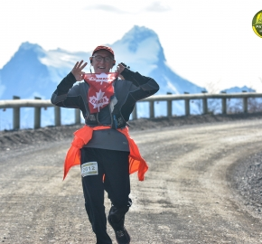 pim1909gusa3664e; Running in Patagonia for the eighth edition of the Patagonian International Marathon 2019 in Provincia de Última Esperanza, Patagonia Chile; International Marathon; Octava Edición Maratón de la Patagonia, Chile 2019;