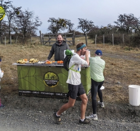 pim1909javi0180; Running in Patagonia for the eighth edition of the Patagonian International Marathon 2019 in Provincia de Última Esperanza, Patagonia Chile; International Marathon; Octava Edición Maratón de la Patagonia, Chile 2019;