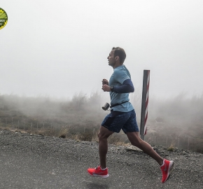 pim1909javi0184; Running in Patagonia for the eighth edition of the Patagonian International Marathon 2019 in Provincia de Última Esperanza, Patagonia Chile; International Marathon; Octava Edición Maratón de la Patagonia, Chile 2019;