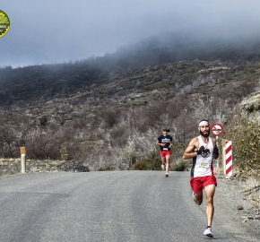 pim1909javi0198; Running in Patagonia for the eighth edition of the Patagonian International Marathon 2019 in Provincia de Última Esperanza, Patagonia Chile; International Marathon; Octava Edición Maratón de la Patagonia, Chile 2019;