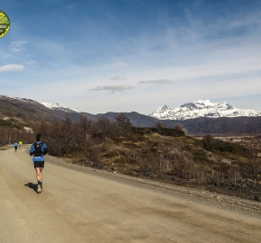 pim1909javi0204; Running in Patagonia for the eighth edition of the Patagonian International Marathon 2019 in Provincia de Última Esperanza, Patagonia Chile; International Marathon; Octava Edición Maratón de la Patagonia, Chile 2019;