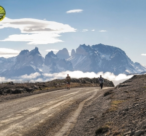 pim1909javi0219; Running in Patagonia for the eighth edition of the Patagonian International Marathon 2019 in Provincia de Última Esperanza, Patagonia Chile; International Marathon; Octava Edición Maratón de la Patagonia, Chile 2019;