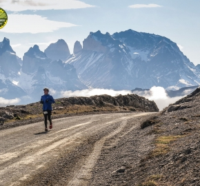 pim1909javi0230; Running in Patagonia for the eighth edition of the Patagonian International Marathon 2019 in Provincia de Última Esperanza, Patagonia Chile; International Marathon; Octava Edición Maratón de la Patagonia, Chile 2019;