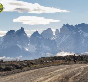 pim1909javi0238; Running in Patagonia for the eighth edition of the Patagonian International Marathon 2019 in Provincia de Última Esperanza, Patagonia Chile; International Marathon; Octava Edición Maratón de la Patagonia, Chile 2019;
