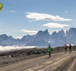 pim1909javi0245; Running in Patagonia for the eighth edition of the Patagonian International Marathon 2019 in Provincia de Última Esperanza, Patagonia Chile; International Marathon; Octava Edición Maratón de la Patagonia, Chile 2019;
