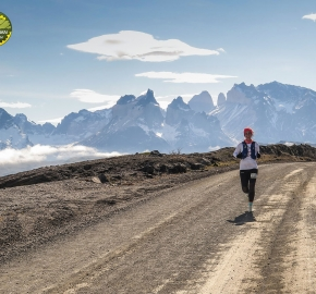 pim1909javi0255; Running in Patagonia for the eighth edition of the Patagonian International Marathon 2019 in Provincia de Última Esperanza, Patagonia Chile; International Marathon; Octava Edición Maratón de la Patagonia, Chile 2019;