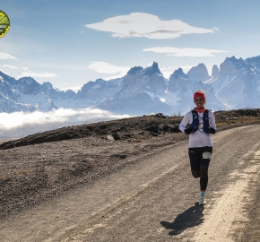pim1909javi0256; Running in Patagonia for the eighth edition of the Patagonian International Marathon 2019 in Provincia de Última Esperanza, Patagonia Chile; International Marathon; Octava Edición Maratón de la Patagonia, Chile 2019;