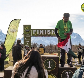 pim1909javi0338; Running in Patagonia for the eighth edition of the Patagonian International Marathon 2019 in Provincia de Última Esperanza, Patagonia Chile; International Marathon; Octava Edición Maratón de la Patagonia, Chile 2019;