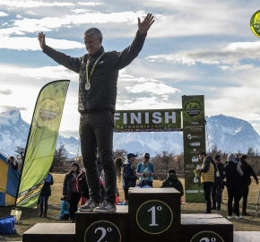 pim1909javi0342; Running in Patagonia for the eighth edition of the Patagonian International Marathon 2019 in Provincia de Última Esperanza, Patagonia Chile; International Marathon; Octava Edición Maratón de la Patagonia, Chile 2019;