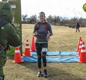 pim1909javi0350; Running in Patagonia for the eighth edition of the Patagonian International Marathon 2019 in Provincia de Última Esperanza, Patagonia Chile; International Marathon; Octava Edición Maratón de la Patagonia, Chile 2019;