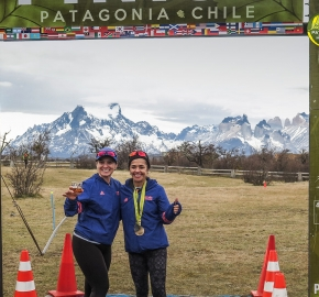 pim1909javi0359; Running in Patagonia for the eighth edition of the Patagonian International Marathon 2019 in Provincia de Última Esperanza, Patagonia Chile; International Marathon; Octava Edición Maratón de la Patagonia, Chile 2019;