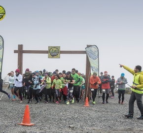 pim1909lues6543e; Running in Patagonia for the eighth edition of the Patagonian International Marathon 2019 in Provincia de Última Esperanza, Patagonia Chile; International Marathon; Octava Edición Maratón de la Patagonia, Chile 2019;